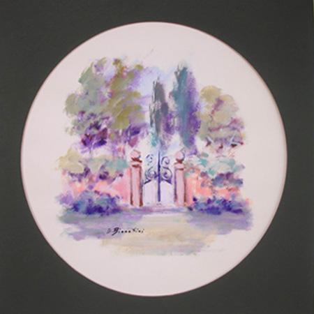 Quadro di Umberto Bianchini Paesaggio - Pittori contemporanei galleria Firenze Art